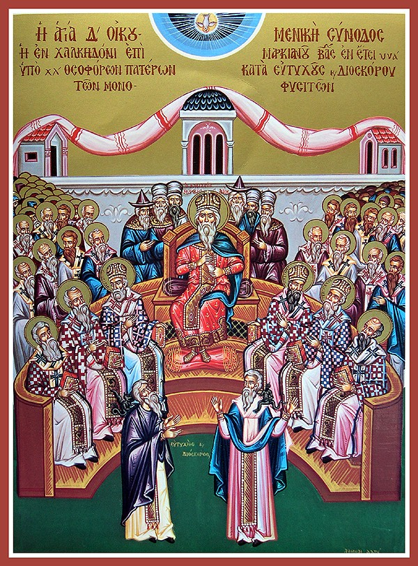 July 14, 2019 – Sunday of the Fathers of the Six Ecumencial Councils