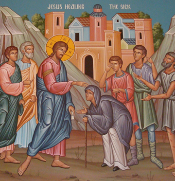 November 24th, 2019 – 24th Sunday after Pentecost