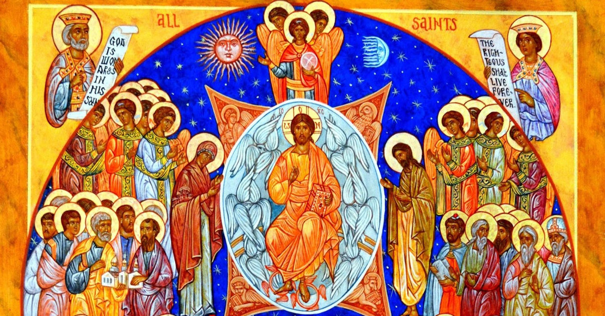 June 7, 2020 – Sunday of All Saints